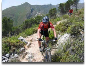 mountain biking holidays italy le marche