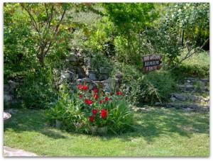 giardino le marche agriturismo italia