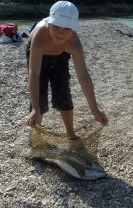 sea fishing le marche italy