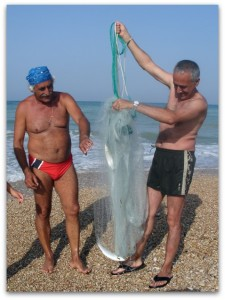 fishing holidays le marche italy